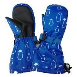 Other - Toddler snow mittens sz 2-4y